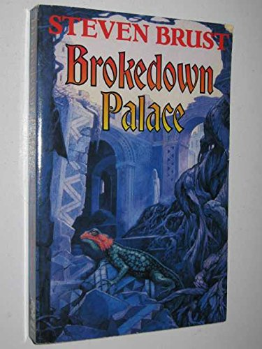 9780330307932: Brokedown Palace (Pan science fiction)