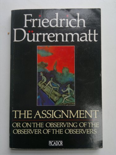 9780330308427: The Assignment (Picador Books)