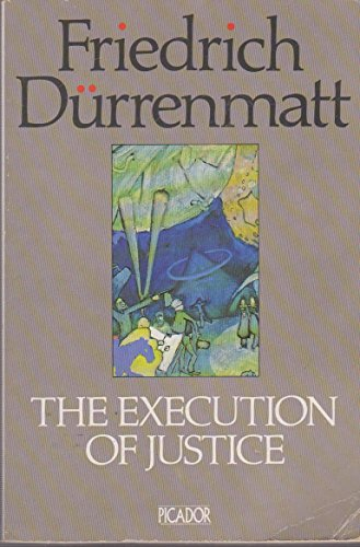 9780330308434: The Execution of Justice (Picador Books)