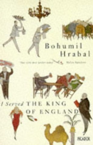 9780330308762: I Served the King of England (Picador Books)