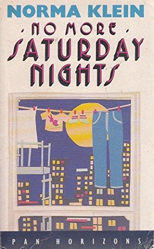 9780330309547: No More Saturday Nights