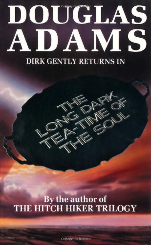 9780330309554: The Long Dark Tea-Time of the Soul (Dirk Gently, No. 2)