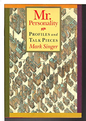 9780330309691: Mr. Personality: Profiles and Talk-pieces (Picador Books)