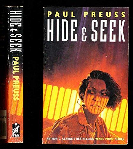 9780330310864: Hide And Seek (Venus Prime Series)