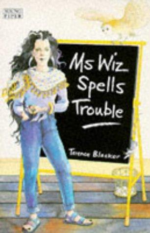 9780330310963: Ms Wiz Spells Trouble (Piper)