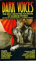 Dark Voices: the Best from the Pan book of Horror Stories: Jones, Stephen and Paget, Clarence (ed.)