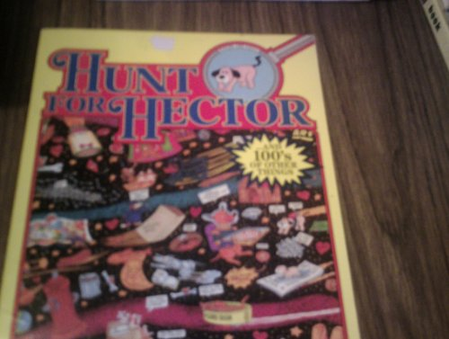 Where are They?: Hunt for Hector (Piccolo Books) (0330311034) by Anthony Tallarico