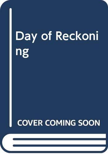 9780330311137: Day of Reckoning