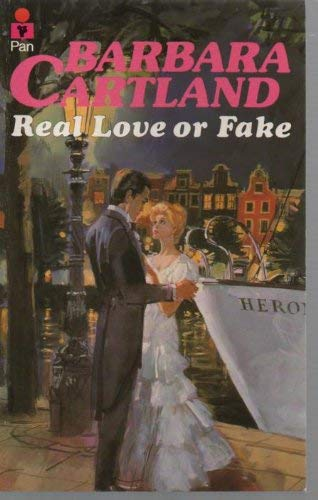 9780330312035: Real Love or Fake (Fiction/historical romance)