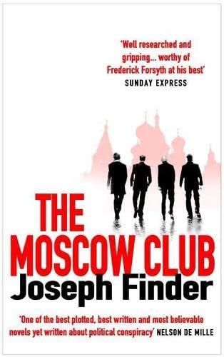 9780330313506: The Moscow Club