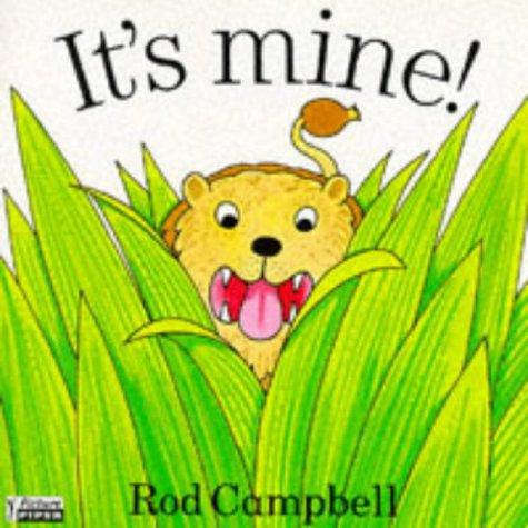 9780330314015: It's Mine (Piper Picture Books)