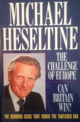 9780330314367: Challenge of Europe: Through 1992 and Beyond