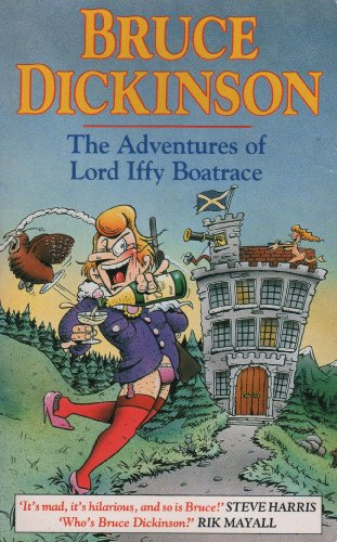 9780330314442: The Adventures of Lord Iffy Boatrace