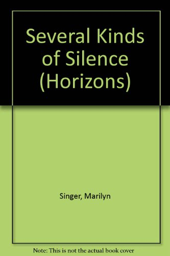9780330314770: Several Kinds of Silence (Horizons)