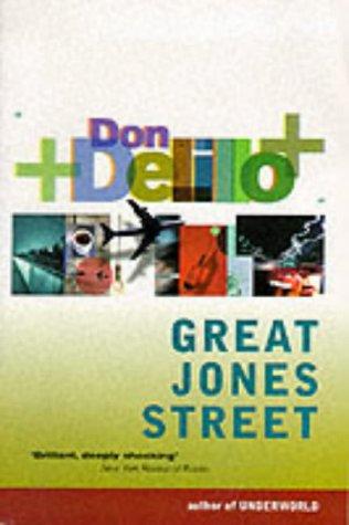 9780330315456: Great Jones Street (Picador Books)