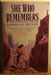 9780330315579: She Who Remembers