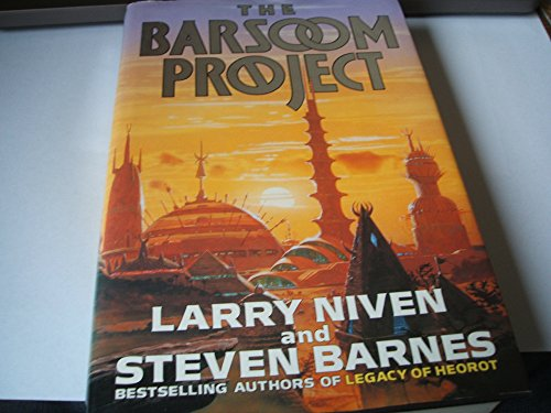 9780330315685: THE BARSOOM PROJECT.