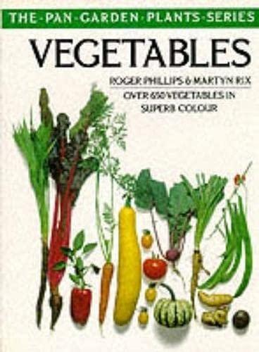 9780330315944: Vegetables (The Pan Garden Plants Series)