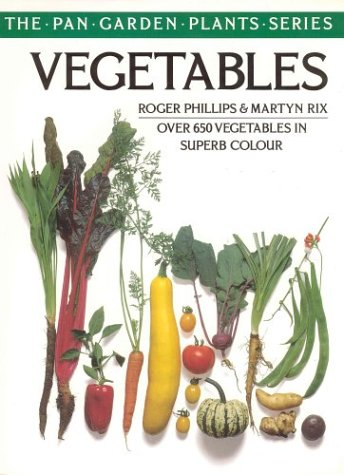 9780330315944: Vegetables (The Pan Garden Plants Series)