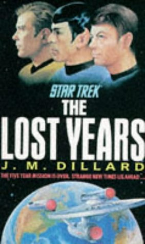 9780330316095: Lost Years (Star Trek)