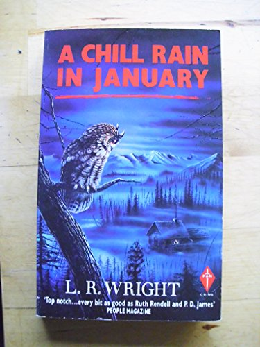 9780330316354: A Chill Rain in January