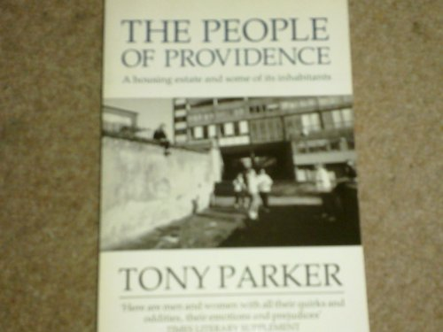 9780330316736: The People of Providence: Housing Estate and Some of Its Inhabitants (Picador Books)