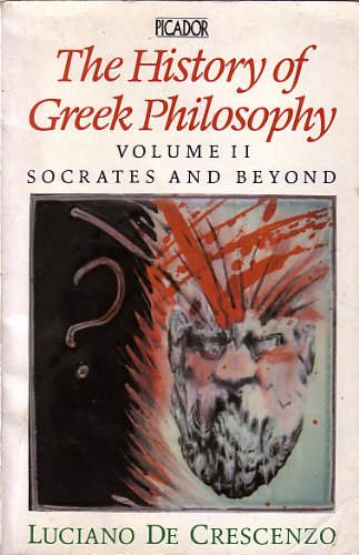 9780330317177: The History of Greek Philosophy: v. 2 (Picador Books)