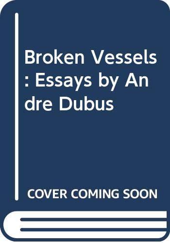 9780330320085: Broken Vessels