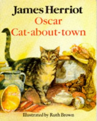 9780330320665: Oscar, Cat-about-Town