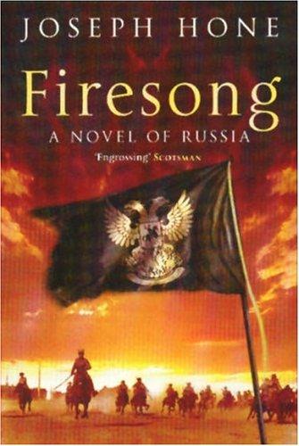 9780330321501: Firesong: A Novel of Russia