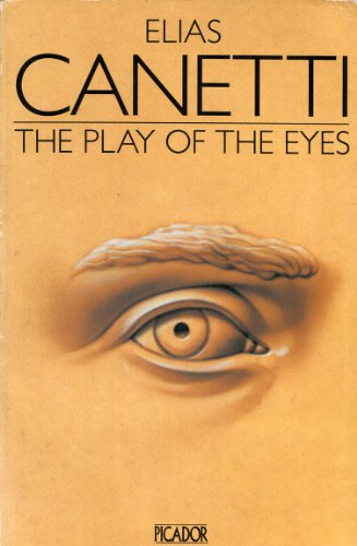 9780330322089: The Play of the Eyes (Picador Books)