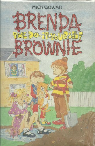 Brenda the Do-it-yourself Brownie (Young Piper): Gowar, Mick