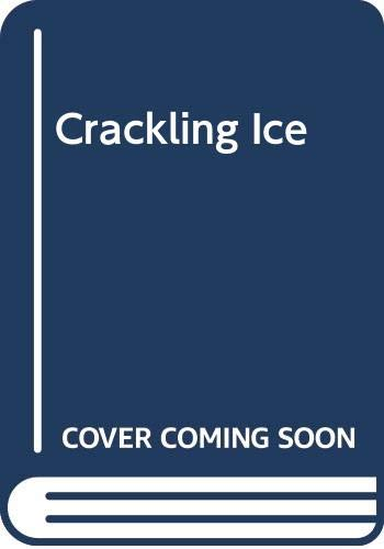9780330322171: Crackling Ice