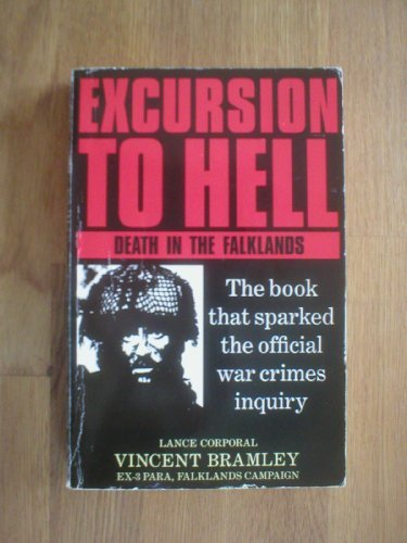 Excursion to Hell.The Battle for Mount Longdon.EX-3: Lance Corporal Vincent
