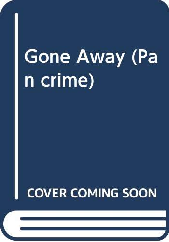 9780330322614: Gone Away (Pan crime)
