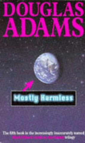 9780330323116: Mostly Harmless (Hitch Hiker's guide to the galaxy)