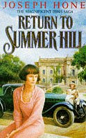 Return to Summer Hill: Hone, Joseph