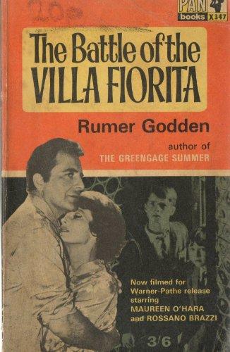 9780330323994: The Battle of the Villa Fiorita
