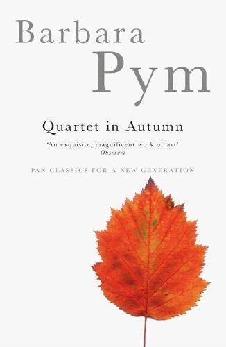 9780330326483: Quartet In Autumn