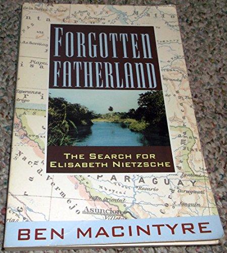 9780330329873: Forgotten Fatherland