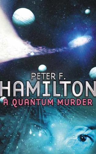 9780330330459: A Quantum Murder (Greg Mandel)