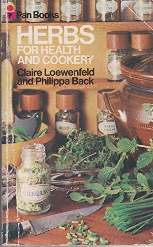 Herbs for Health and Cookery