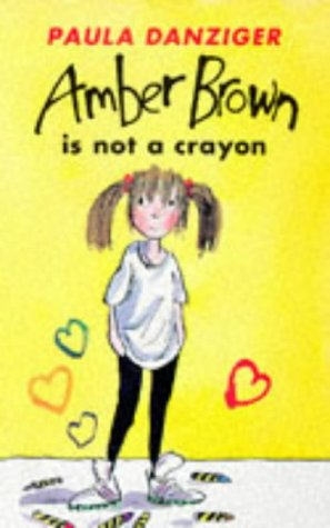9780330331432: amber brown is not a crayon