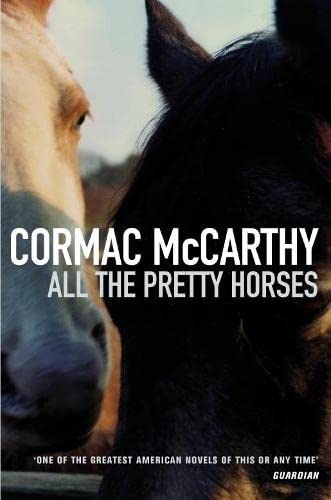 9780330331692: All the Pretty Horses (UK edition)