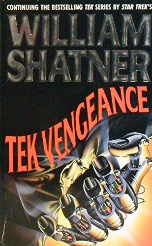 9780330332941: Tek Vengeance