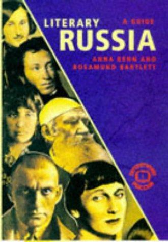 9780330333320: Literary Russia: A Guide