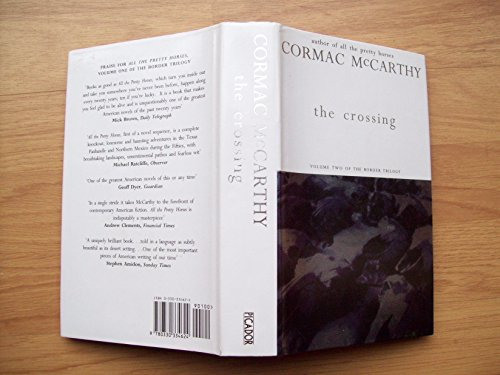9780330334624: The Crossing (Border Trilogy)
