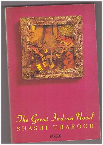 The Great Indian Novel: Shashi Tharoor