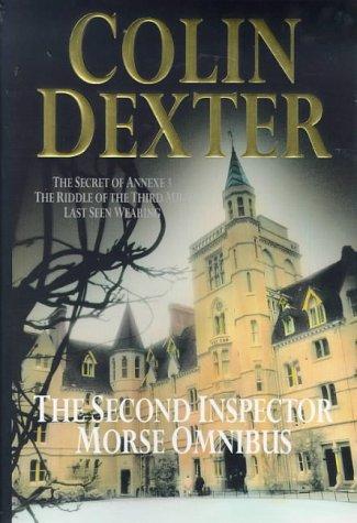 9780330335591: The Second Inspector Morse Omnibus