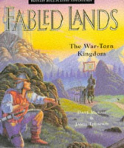 9780330336147: WAR TORN KINGDOM (FABLED LANDS S.)